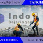 Jasa Pasang Baja Ringan Tangerang