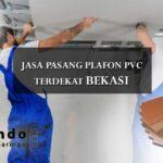 Harga Plafon PVC Terpasang Bekasi Terdekat